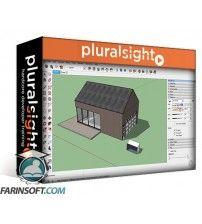 آموزش PluralSight Designing in SketchUp: Workspace Setup and Optimization