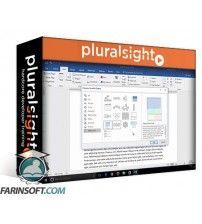 آموزش PluralSight Word 2016 for Power Users
