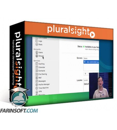 آموزش PluralSight Management Options for Mac