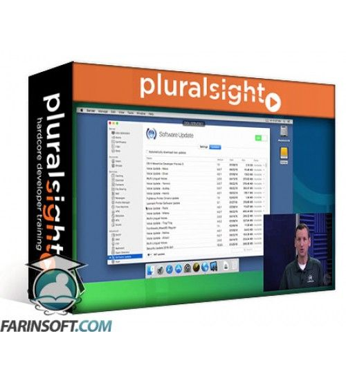 آموزش PluralSight Updates and Downloads for Mac
