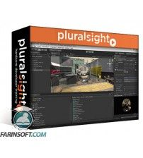 آموزش PluralSight Creating Walk-throughs for Unity with Enlighten Using 3ds Max