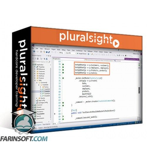 آموزش PluralSight Clean Architecture: Patterns Practices and Principles