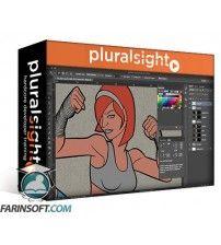 آموزش PluralSight Digital Drawing and Painting in Illustrator and Photoshop