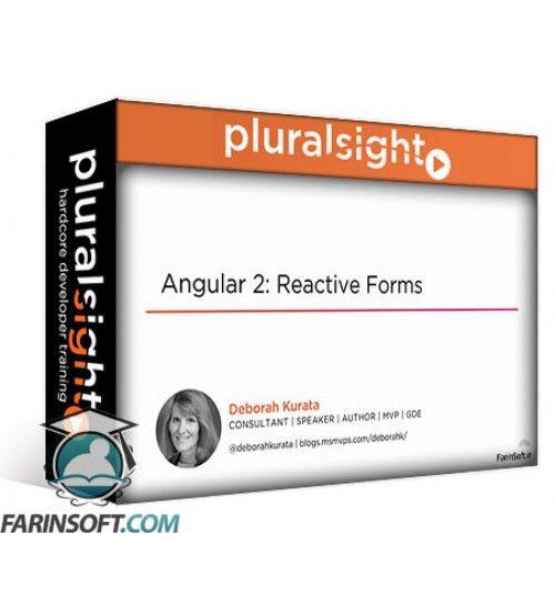 آموزش PluralSight Angular 2: Reactive Forms