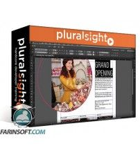 آموزش PluralSight InDesign CC Designing a Flyer