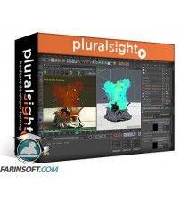 آموزش PluralSight Cellular Death Animation Using RealFlow and Cinema 4D