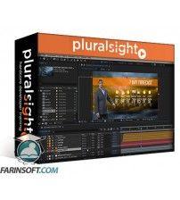 آموزش PluralSight After Effects Transparency and Blending