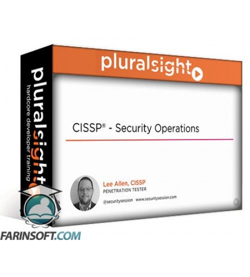 آموزش PluralSight CISSP – Security Operations