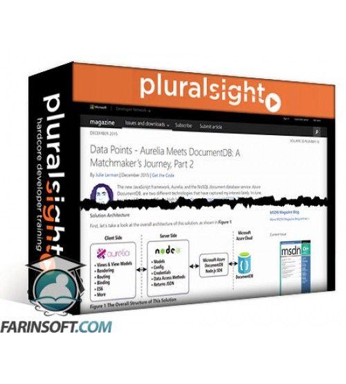 آموزش PluralSight Entity Framework Core: Getting Started