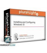 دانلود آموزش PluralSight Installing and Configuring Windows 10