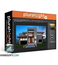 آموزش PluralSight Exterior Rendering Strategies with V-Ray and 3ds Max