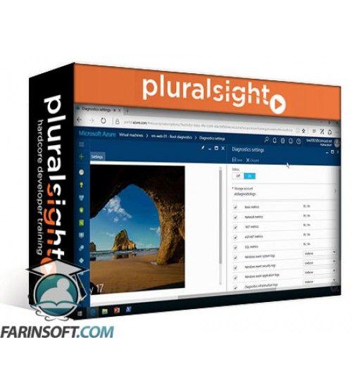 آموزش PluralSight Managing Infrastructure with Microsoft Azure - Getting Started