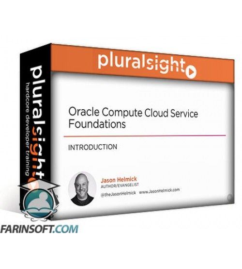 آموزش PluralSight Oracle Compute Cloud Service Foundations