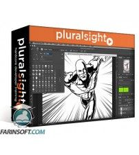 آموزش PluralSight Photoshop CC Drawing Comic Characters