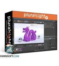 آموزش PluralSight Fundamentals of Lighting in Cinema 4D