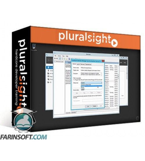 آموزش PluralSight Getting Started: Microsoft Identity Server