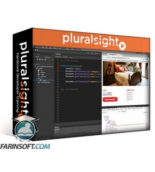 آموزش PluralSight Hands-on JavaScript Project: JSON