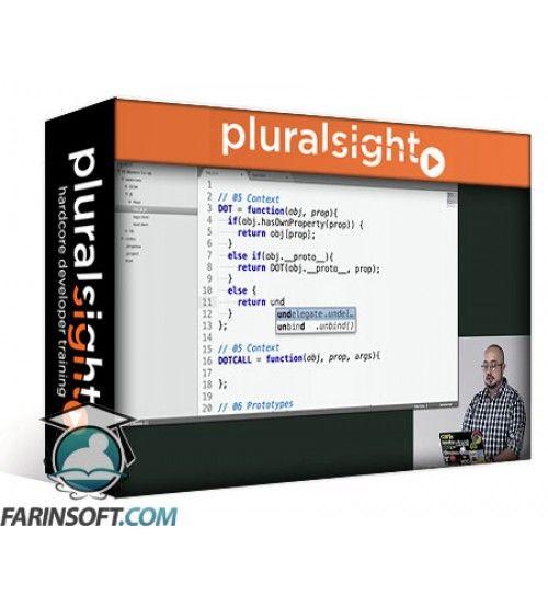 آموزش PluralSight JavaScript: Advanced Fundamentals to jQuery & Pure DOM Scripting