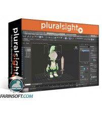 آموزش PluralSight 3ds Max UV Mapping Fundamentals