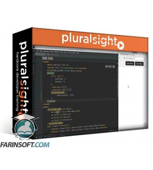 آموزش PluralSight A Practical Guide to Vanilla Web Components