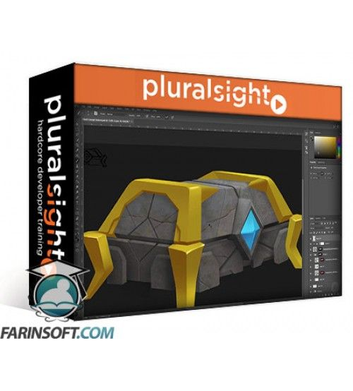 آموزش PluralSight Game Prop Concept Fundamentals