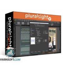 آموزش PluralSight InDesign CC Designing a Book Cover and Spine
