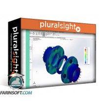 دانلود آموزش PluralSight SOLIDWORKS Simulation – Linear Static Assembly Analysis