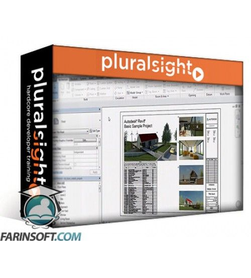آموزش PluralSight Revit for AutoCAD Users