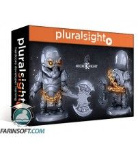 آموزش PluralSight Sculpting the Necroknight with ZBrush