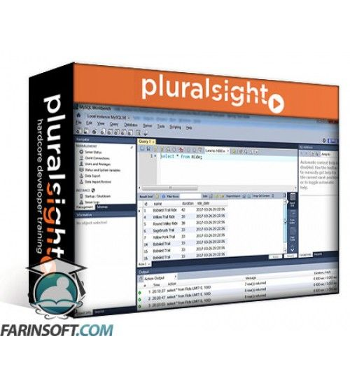 آموزش PluralSight Building Applications Using Spring JDBC