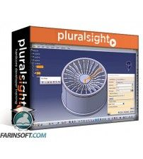 دانلود آموزش PluralSight CATIA V5 Essentials – Revolve and Sweeps
