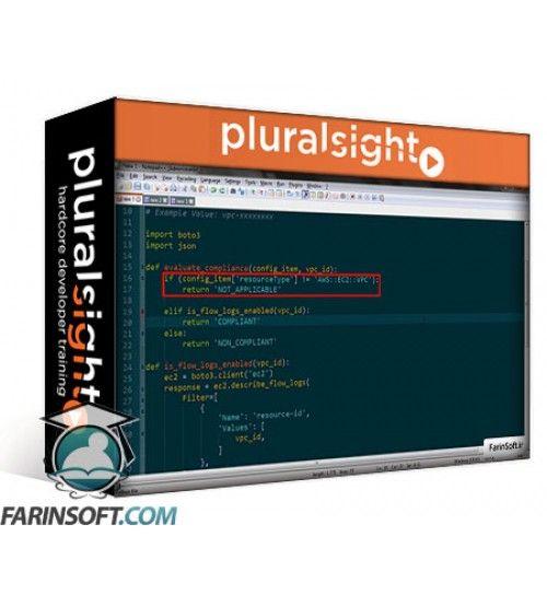 آموزش PluralSight Managing Inventory Change and Compliance with AWS Config