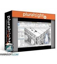 آموزش PluralSight Designing and Documenting a Building in Revit