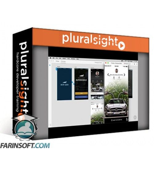 آموزش PluralSight Adobe Experience Design CC (Preview) Fundamentals