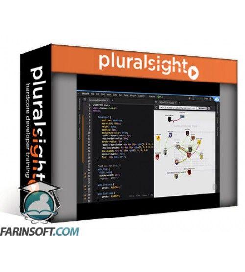 آموزش PluralSight Force Layout Graphs in D3
