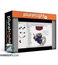دانلود آموزش PluralSight Get Started with Assemblies in Autodesk Fusion 360