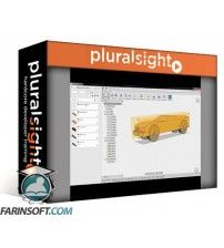 آموزش PluralSight Fusion 360 - Wooden Toy Design