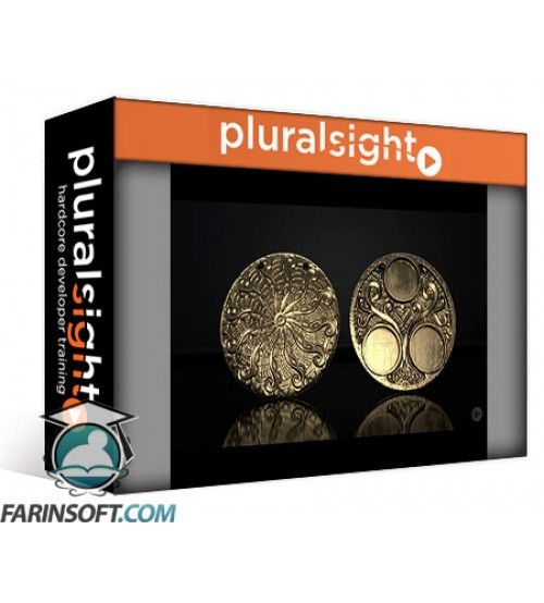 آموزش PluralSight Fusion 360 and ZBrush for Iterative Design