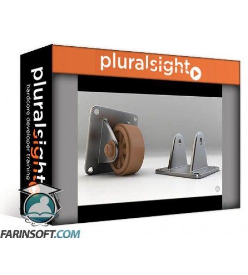 دانلود آموزش PluralSight Get Started with Part Modeling in Autodesk Inventor