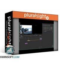 آموزش PluralSight Creating Hi-tech Projectile Weaponry In NUKE