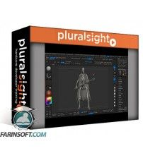 آموزش PluralSight Designing a Character for Mobile Games in ZBrush