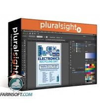 آموزش PluralSight Illustrator CC Simple Designs