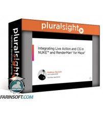 آموزش PluralSight Integrating Live Action and CG in NUKE and RenderMan for Maya