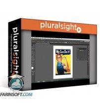 آموزش PluralSight Recreating Retro Typefaces for Logos in Illustrator