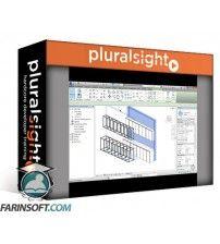 آموزش PluralSight Storefront, Curtain Walls, and Curtain Systems in Revit