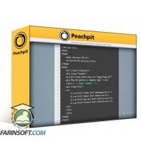 آموزش PeachPit Working with HTML Elements