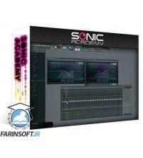 آموزش Sonic Academy Moombahcore with SeamlessR in FL Studio 12