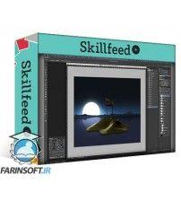 دانلود آموزش Skillshare 3-D Illustration: Space, Color & Texture