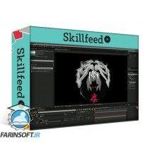 دانلود آموزش Skillshare Retro VHS Effect in After Effects