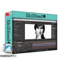 آموزش SkillFeed Adobe After effect : Cinematic Face Morphing